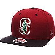 Zephyr Men's Stanford Cardinal Cardinal/Black Z-Wool Z11 Snapback Hat