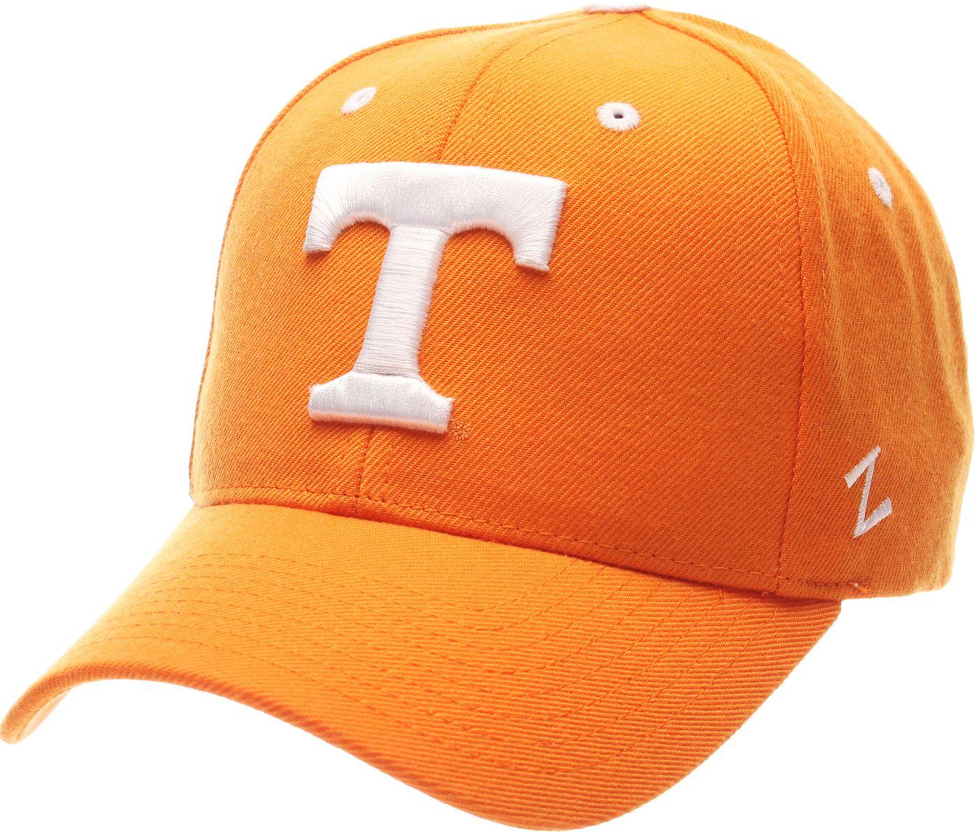 Zephyr Men's Tennessee Volunteers Tennessee Orange Competitor Adjustable Hat