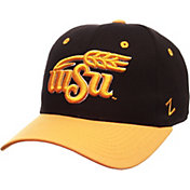 Zephyr Men's Wichita State Shockers Black DH Fitted Hat