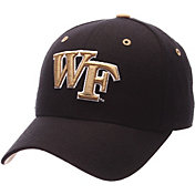 Zephyr Men's Wake Forest Demon Deacons Black DH Fitted Hat
