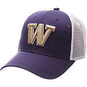 Zephyr Men's Washington Huskies Purple/White Big Rig Adjustable Hat