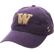 Zephyr Men's Washington Huskies Purple Scholarship Adjustable Hat