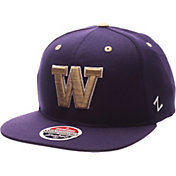 Zephyr Men's Washington Huskies Purple Z-Wool Z11 Snapback Hat