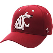 Zephyr Men's Washington State Cougars Crimson Competitor Adjustable Hat