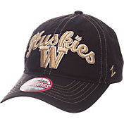 Zephyr Women's Washington Huskies Purple Performance Adjustable Hat