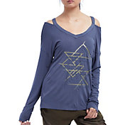 Zobha Women's Jocelyn Layering Long Sleeve T-Shirt