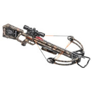 Wicked Ridge Invader X4 Crossbow Package – AcuDraw 50