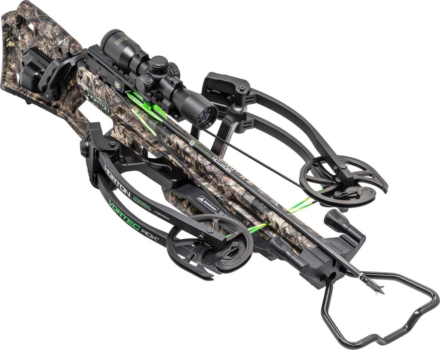 Horton Voretc RDX Crossbow Package – AcuDraw 50 Sled