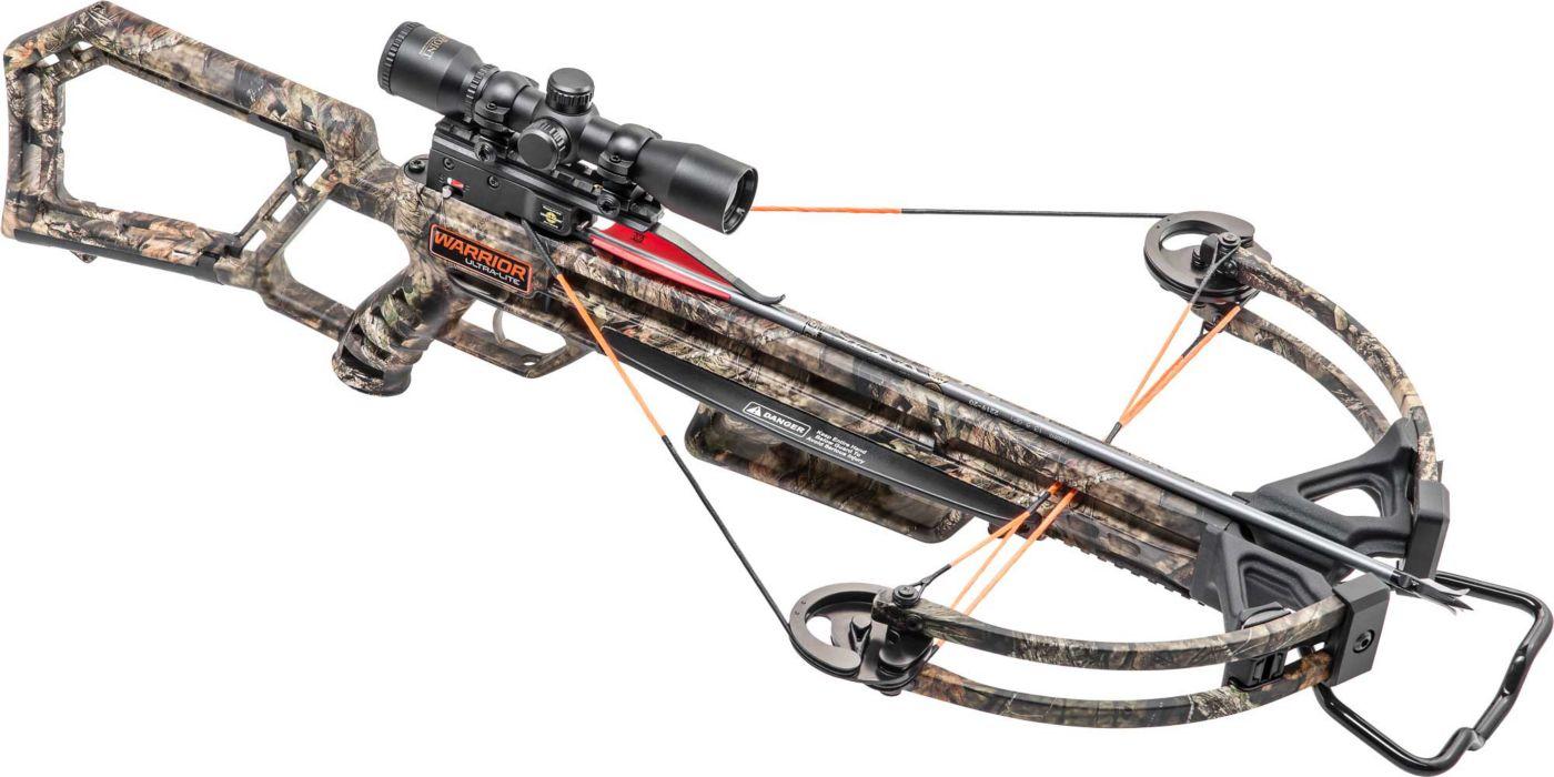 Wicked Ridge Warrior Ultra-Lite Crossbow - 350 fps