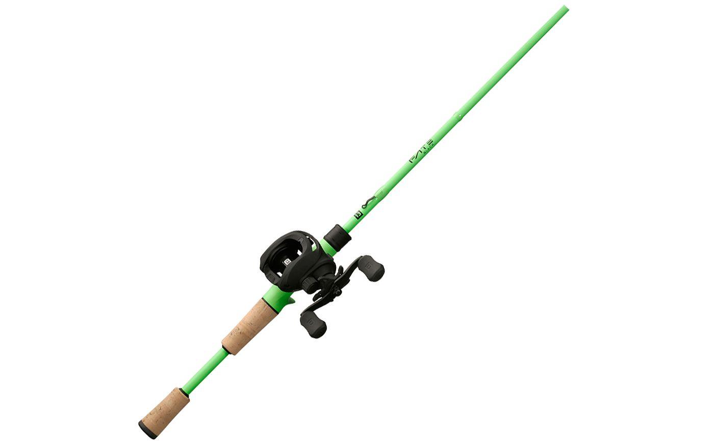13 Fishing Fate Black ORIGIN Baitcasting Combo