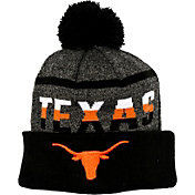 University of Texas Authentic Apparel Men's Texas Longhorns Black/Grey Appleton Cuffed Beanie