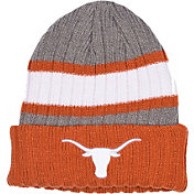 University of Texas Authentic Apparel Men's Texas Longhorns Burnt Orange Waterloo Knit Beanie
