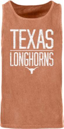 67dcfaaf17ca University of Texas Authentic Apparel Men  39 s Texas Longhorns Burnt  Orange Medley Tank