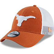 New Era Men's Texas Longhorns Burnt Orange Meshback Hat