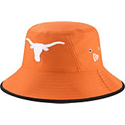 New Era Men's Texas Longhorns Burnt Orange Team Bucket Hat