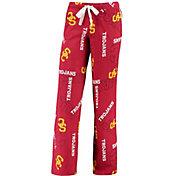 USC Authentic Apparel Women's USC Trojans Cardinal Jewell Lounge Pants