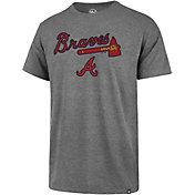 '47 Men's Atlanta Braves Splitter T-Shirt