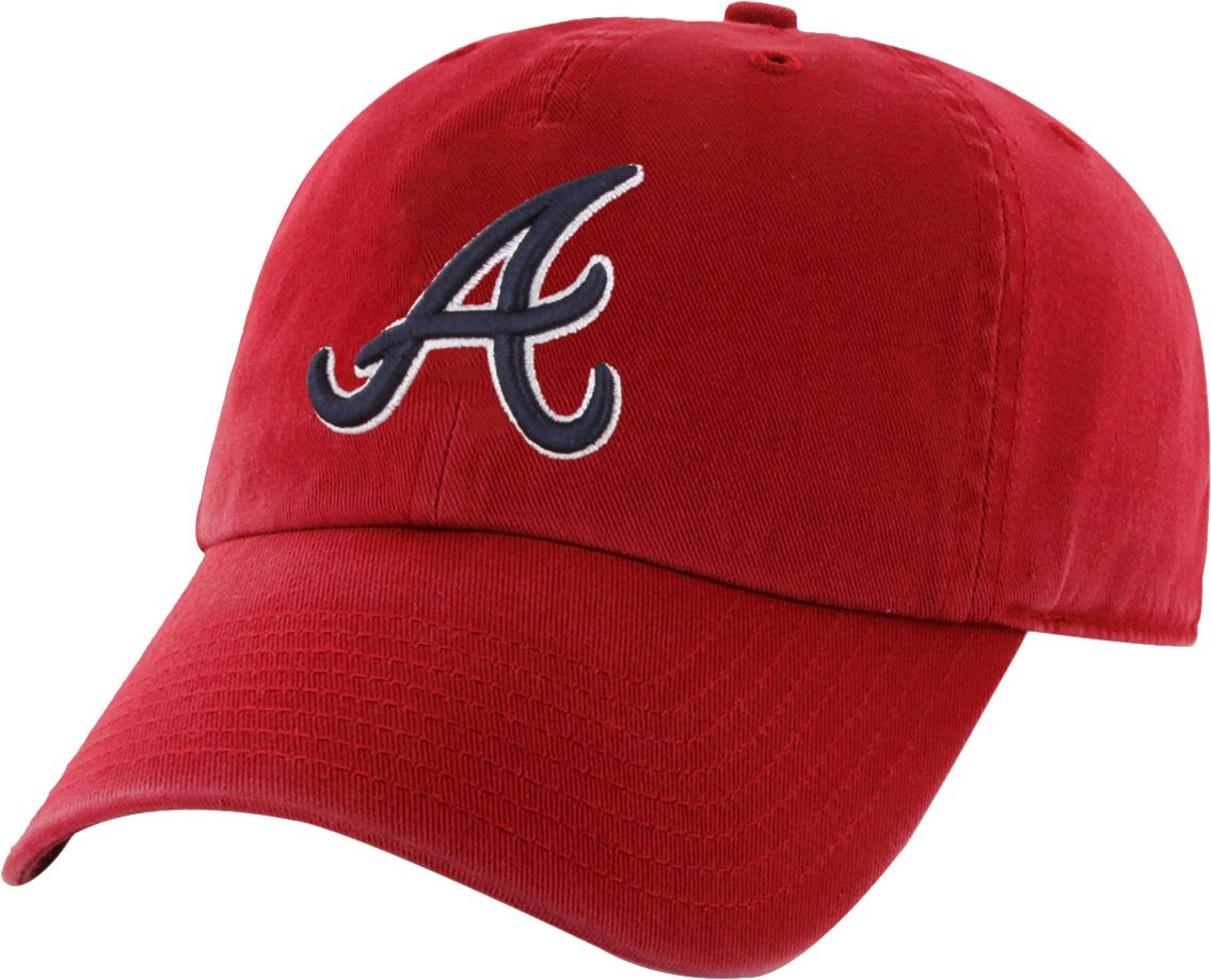 size 40 4e7eb ea56e new zealand 47 mens atlanta braves clean up adjustable hat 9140a 0fc58