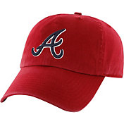 '47 Men's Atlanta Braves Clean Up Adjustable Hat