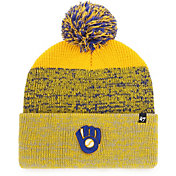 '47 Men's Milwaukee Brewers Static Knit Hat