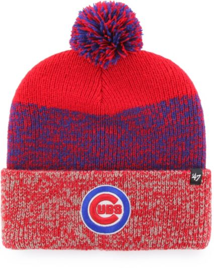 3b3fcc2420d 47 Men s Chicago Cubs Static Knit Hat
