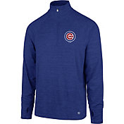 '47 Men's Chicago Cubs Quarter-Zip Pullover