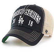 '47 Men's 2018 World Series Los Angeles Dodgers Trawler Clean Up Adjustable Hat