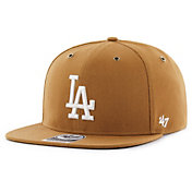 outlet store 279d2 d33c6 Product Image ·  47 Men s Los Angeles Dodgers Carhartt Captain Brown Adjustable  Snapback Hat ·
