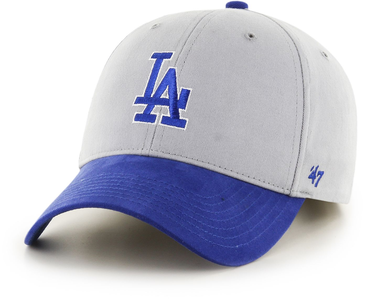 '47 Youth Los Angeles Dodgers Short Stack MVP Adjustable Hat