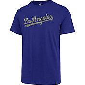 '47 Men's Los Angeles Dodgers Memorial Splitter T-Shirt