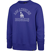 '47 Men's Los Angeles Dodgers Varsity Crew Long Sleeve Shirt