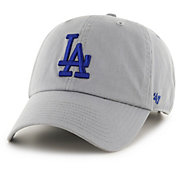 '47 Men's Los Angeles Dodgers Storm Clean Up Adjustable Hat