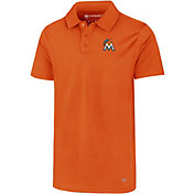 '47 Men's Miami Marlins Ace Polo