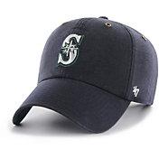'47 Men's Seattle Mariners Carhartt Clean Up Navy Adjustable Hat