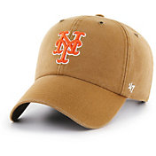 new products ecc1d 10f3f Product Image ·  47 Men s New York Mets Carhartt Clean Up Brown Adjustable  Hat.