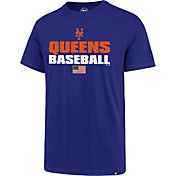'47 Men's New York Mets Americana Splitter T-Shirt