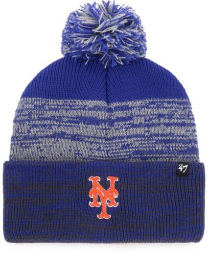 131db3abc6f 47 Men s New York Mets Static Knit Hat