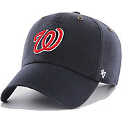 '47 Men's Washington Nationals Carhartt Clean Up Navy Adjustable Hat
