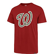 '47 Men's Washington Nationals Memorial Splitter T-Shirt