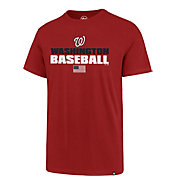 '47 Men's Washington Nationals Americana Splitter T-Shirt
