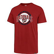 '47 Men's Washington Nationals Splitter T-Shirt