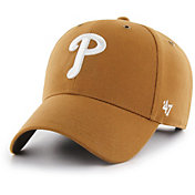d86b6d770b77f Product Image ·  47 Men s Philadelphia Phillies Carhartt MVP Brown  Adjustable Hat ·