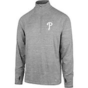 '47 Men's Philadelphia Phillies Quarter-Zip Pullover