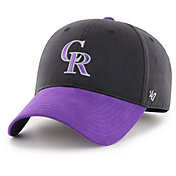 '47 Youth Colorado Rockies Short Stack MVP Adjustable Hat