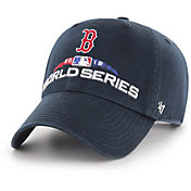 '47 Men's 2018 World Series Boston Red Sox Clean Up Adjustable Hat