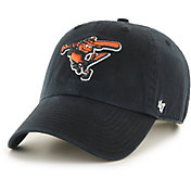 '47 Men's Baltimore Orioles Clean Up Adjustable Hat