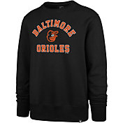 '47 Men's Baltimore Orioles Varsity Crew Long Sleeve Shirt