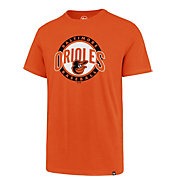 '47 Men's Baltimore Orioles Splitter T-Shirt
