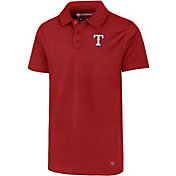 '47 Men's Texas Rangers Ace Polo