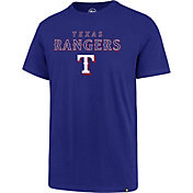 '47 Men's Texas Rangers Splitter T-Shirt